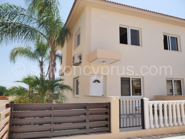 2 bedroom semi-detached villa Kapparis