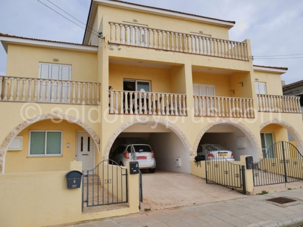 2 bedroom townhouse Sotira