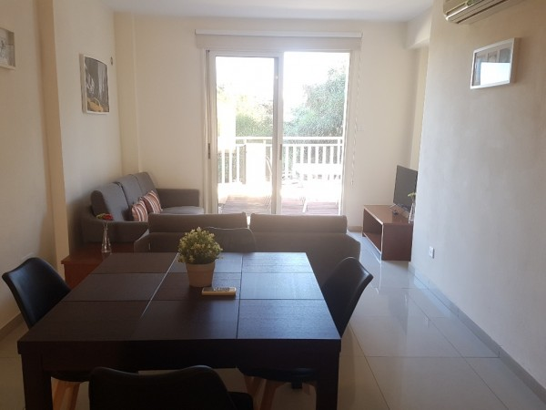 2 Bedroom apt Paralimni